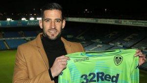 Kiko Casilla ha firmat pel Leeds United