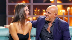 Kiko Matamoros y Sofía Suescun durant una gala de 'Gran Hermano VIP'