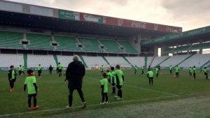 La Fundación Córdoba CF ha demanat disculpes per guanyar 31-0 un partit d'alevins.