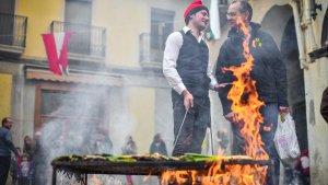La Gran Festa de la Calçotada a Valls 2018