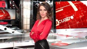 La periodista Carme Chaparro