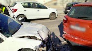 La Policia Local de Cambrils denuncia un conductor sense permís de conduir i sota els efectes de substàncies estupefaents que va tenir un accident