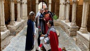 La Setmana Medieval de Montblanc renova imatge i escull protagonistes