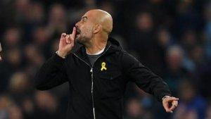 La UEFA obre un expedient disciplinari a Pep Guardiola.
