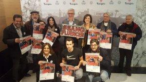 L'Ajuntament de Tarragona ha acollit la presentació de la marató de sang al territori