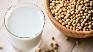 Las bebidas vegetales, como la leche de soja, avena, arroz o almendras, son una alternativa a los lácteos de origen animal.