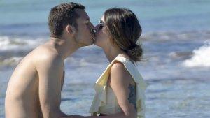 Laura Matamoros y Benji Aparicio en su escapada romántica a Ibiza