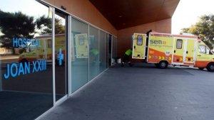 Les urgències de l'Hospital Joan XXIII viuen també una situació de col·lapse.