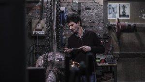 L'escultor tarragoní està acabant l'obra a la foneria Ginfer de Reus