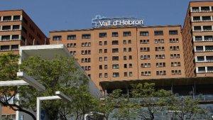 El nadó de dos mesos ha ingressat a la UCI de l'Hospital de la vall d'Hebron