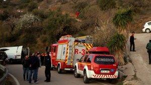 Los equipos de rescate han vivido su segunda noche de trabajos «sin novedades»