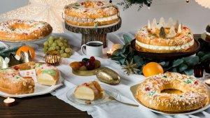 Mercadona ofrece varios tipos de Roscón de Reyes