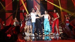 Miki Núñez, ganador de la 'Gala de Eurovisión'