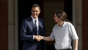 Pablo Iglesias demana ara un gest a Pedro Sánchez amb els presos