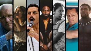 Películas nominadas a los Oscar de 2019.