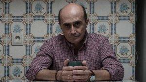Pepe Viyuela interpreta a un personaje serio