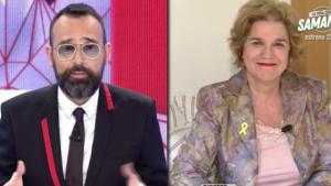 Pilar Rahola denúncia a 'Todo es mentira' les actuacions d'Eduardo Inda i el seu mitjà digital 'OKDiario'