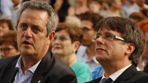 Puigdemont ha donar el seu suport a la candidatura de Forn per Barcelona