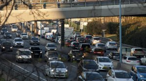 Retencions en diverses carreteres catalanes