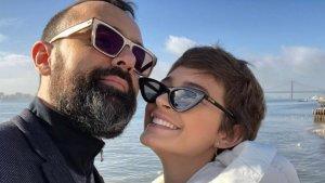 Risto Mejide y Laura Escanes de viaje romántico en Lisboa