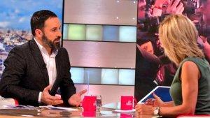 Santiago Abascal a 'Espejo Público'