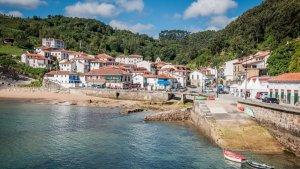 Tazones, en Asturias