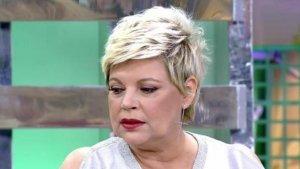 Terelu Campos conoce en directo la muerte de su tío paterno