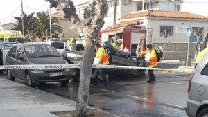 Tres vehicles han col·lidit a l'avinguda de Cades de Miami Platja