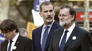 Turull, Rull i Sànchez demanen que Felip VI, Puigdemont i Rajoy declarin com a testimonis
