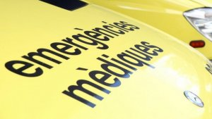 Un home ha perdut la vida aquesta passada nit en un accident a la ronda de Dalt de Barcelona