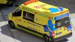 Un muerto y tres heridos en dos atropellos y dos accidentes en Castilla y León