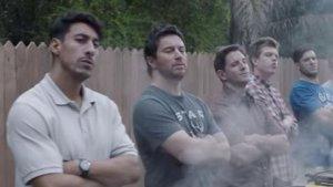 Una imagen del nuevo anuncio de la marca de afeitado, Gillette