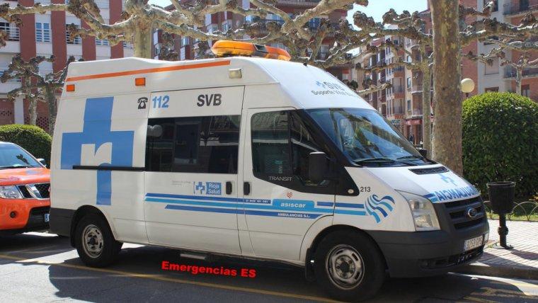 Las asistencias han trasladado a los centros médicos de las localidades correspondientes a los heridos