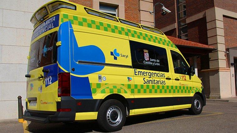 El herido ha podido ser evacuado del pozo y trasladado a dependencias médicas