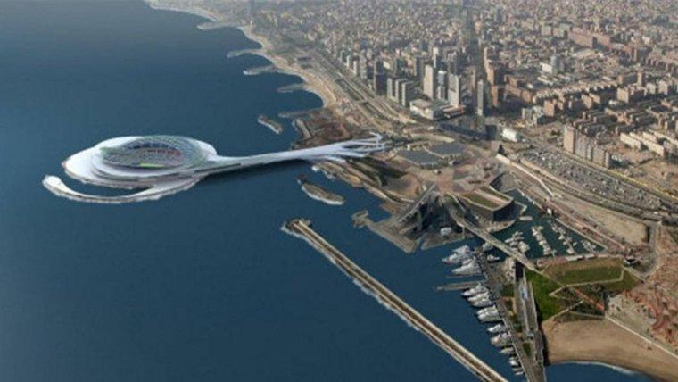 Projecte estadi del Barça