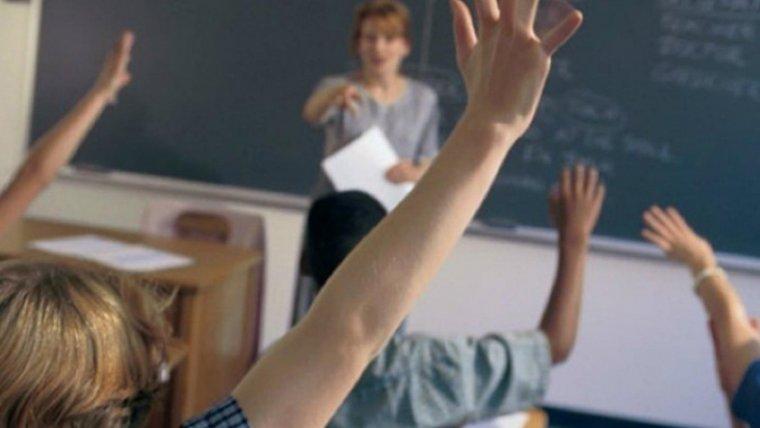 Imatge d'alumnes a classe.