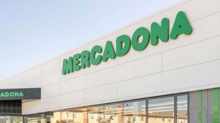 Imatge d'arxiu d'un supermercat Mercadona