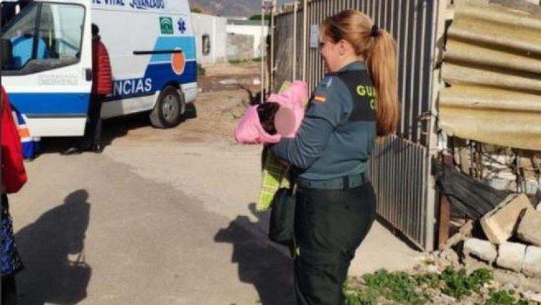 la Guardia Civil recibió la llamada de aviso en diciembre