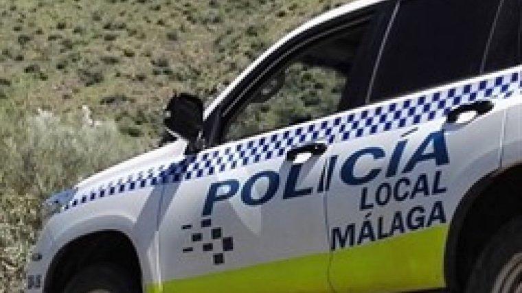 La Policía Local de Málaga ha detenido al hombre de 36 anys