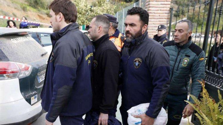 La Brigada de Mineros en el rescate de Julen
