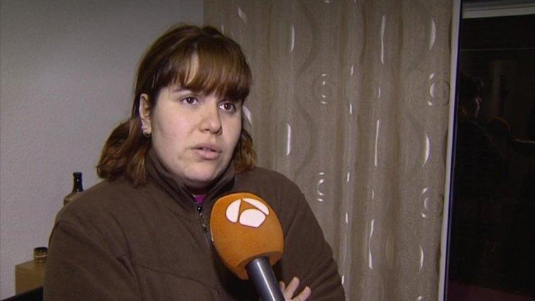 Lucía, mare del nadó mort a Barcelona