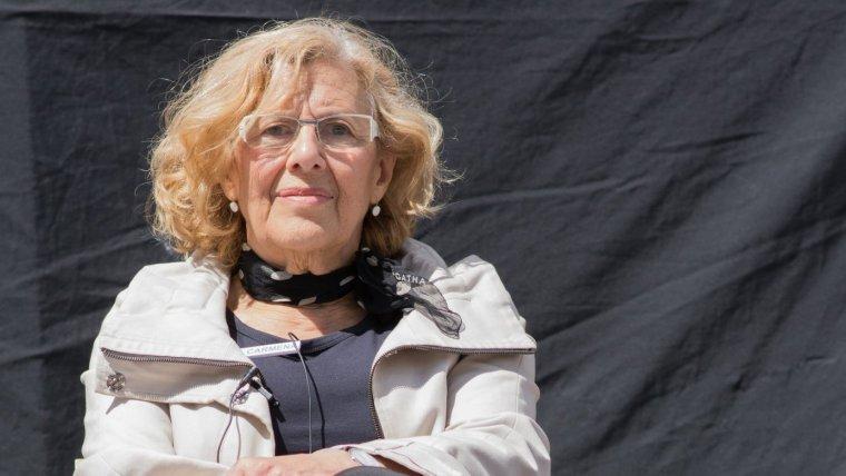 Manuela Carmena, Alcaldesa del Ayuntamiento Madrid
