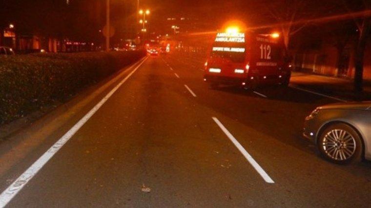 Una mujer ha sido atropellada en la avenida Navarra de Pamplona