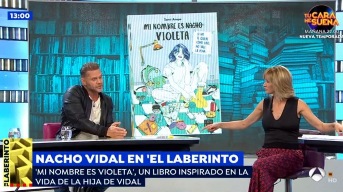 Actor Porno Català nacho vidal, diagnosticat amb vih