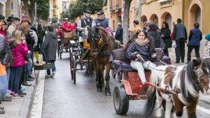 A més de les locals també hi participaran cavalleries provinents de la resta de la demarcació de Tarragona.