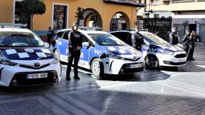 Agentes de Policía Local de Alcantarilla