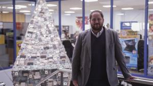 Alfonso Ruiz, director de l'àrea de consum de Ticnova, a la seu central del grup empresarial