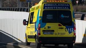 Ambulancia de Burgos