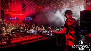 Amnseia, discoteca de Ibiza y una de las más caras de España.