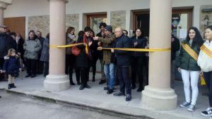 Aquest diumenge es va inaugurar el nou consultori mèdic de Rocafort de Queralt.